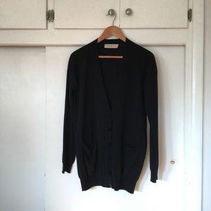 STELLA MCCARTNEY/ lightweight wool cardigan